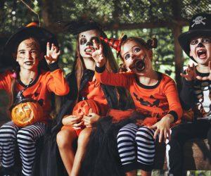 Retour sur notre matinée au Signal de Bougy pour Halloween