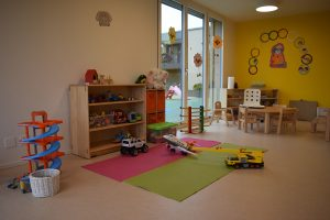 Preschool room Bulle bilingual daycare