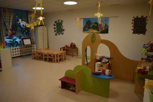 Salle crèche bilingue Mont-sur-Lausanne
