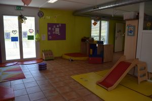 play area Rolle bilingual daycare