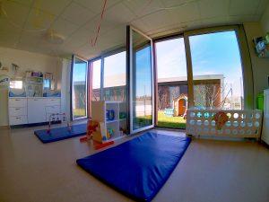 Nurserie Crèche bilingue au Mont-sur-Lausanne. Cap Canaille bilingual daycare